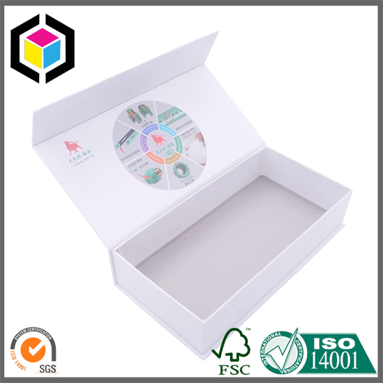 Color Print Valentine Day Cardboard Paper Gift Packaging Box