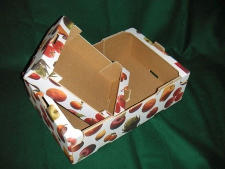 Fresh Fruit Corrugated Packaging Box