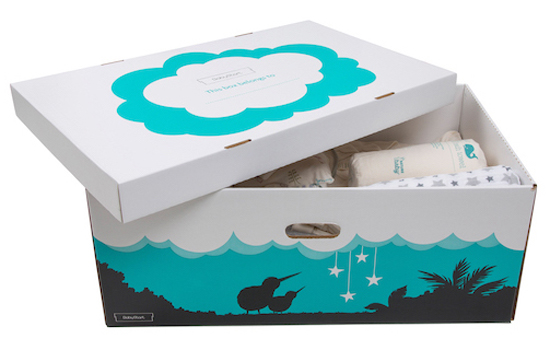Kiwi charity introduces 'baby box' to New Zealand