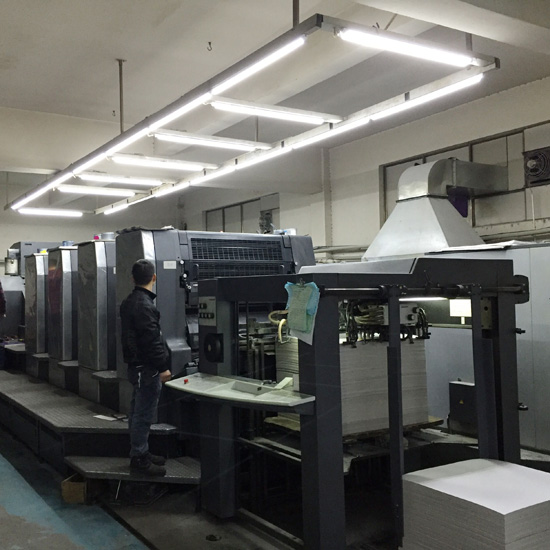 Offset Printing for Color Printed Boxes China