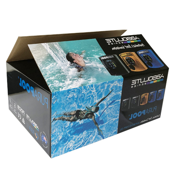 Australia Customer Review of Full Color RSC Corrugated Box
