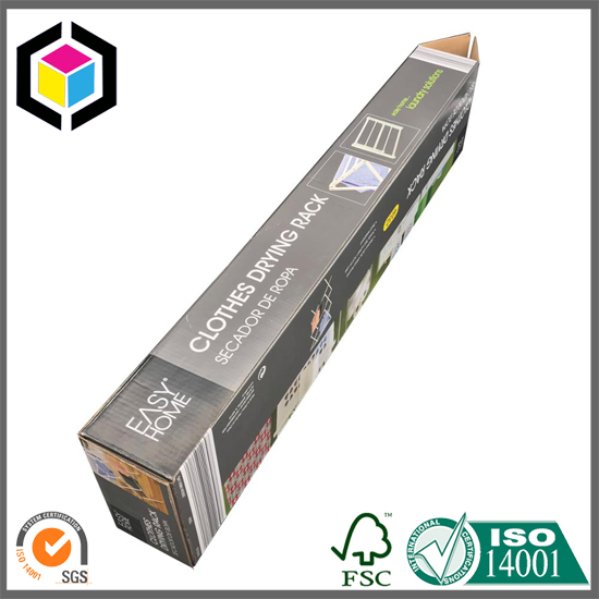durable corrugated cardboard packaging box