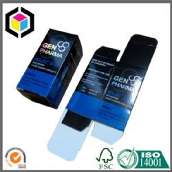 10ml Pharma Paper Packaging Box for Medicine