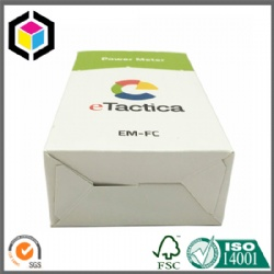 Bottom Locking Style Color Printing Packaging Paper Box