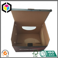 Color Printing Helmet Corrugated Paper Packaging Box