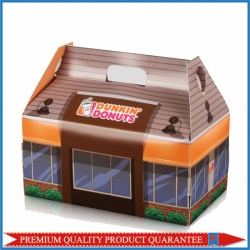 Handle Donuts Packaging Box