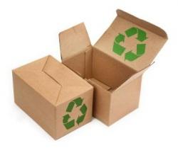 Eco Friendly Recycled Corrugated Box