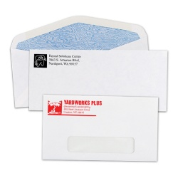 Custom Printing Paper Business Envelope
