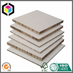 Both Sides White Honeycomb Panel Board