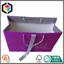 Color Print Luxury Gift Paper Bag