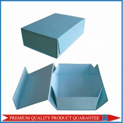 fashion paper folding gift box