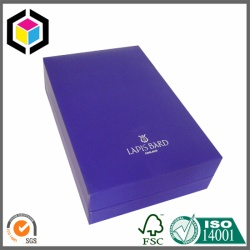 Glossy Color Print Luxury Cosmetics Packaging Gift Box Set