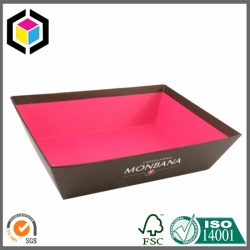 Rigid Cardboard Tray Gift Box for Chocolate Package