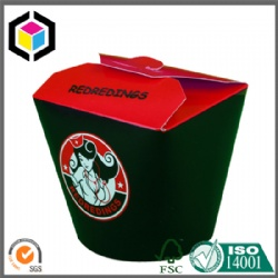 26oz Round Bottom Pasta Box Paper Material without Handle