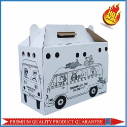 Corrugated PET Carrier Box China