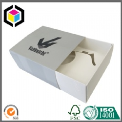 Custom Color Print Tray And Sleeve Paper Packaging Box