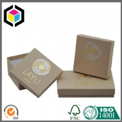 Custom Color Rigid Cardboard Two Pieces Paper Gift Box