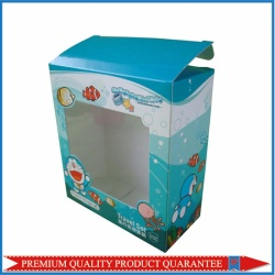 Clear Open Window Cardboard Packing Box China
